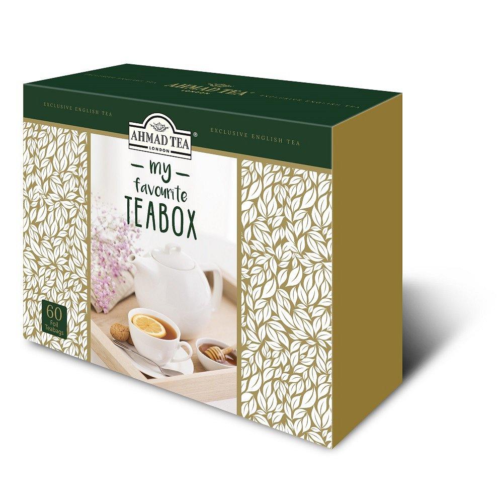 AHMAD TEA My Favourite Teabox 60 sáčků