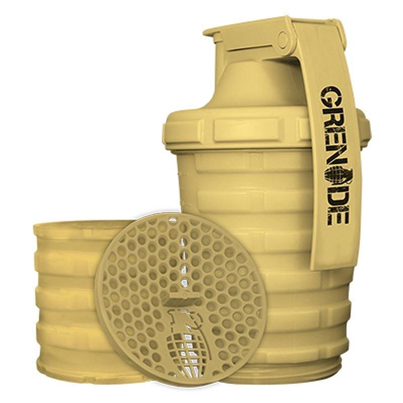Grenade Šejkr Grenade - pískový 600ml