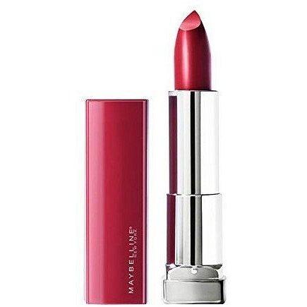 Maybelline Color Sensational Made For All krémová rtěnka 385 Ruby 4,4g