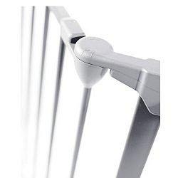 BABYDAN Prodloužení pro prostorovou zábranu Flex bílé 72 cm