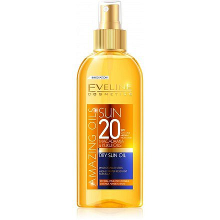 Amazing Oils - Dry Sun oil SPF 20
