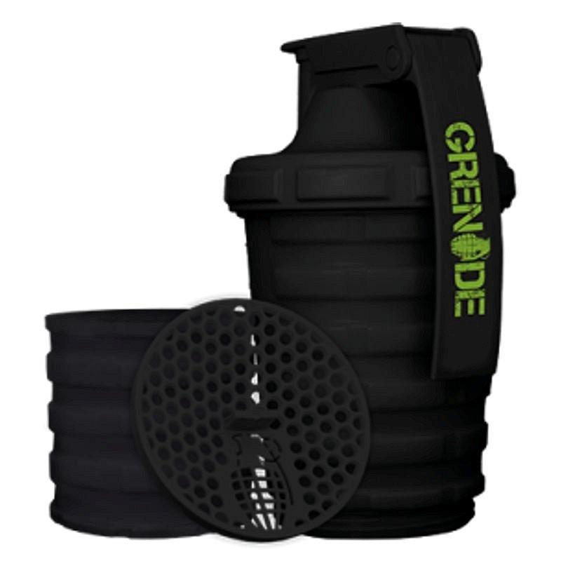 Grenade Šejkr Grenade - černý 600ml