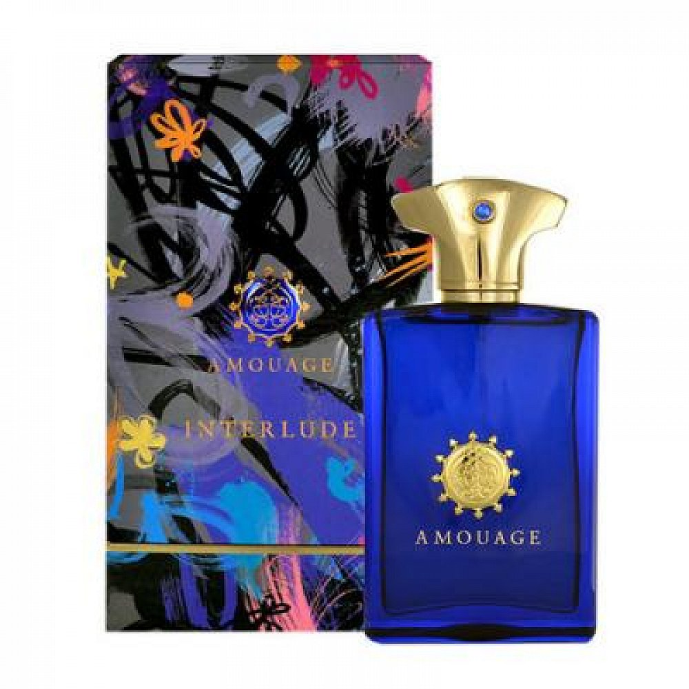 Amouage Interlude Man Parfémovaná voda 100ml