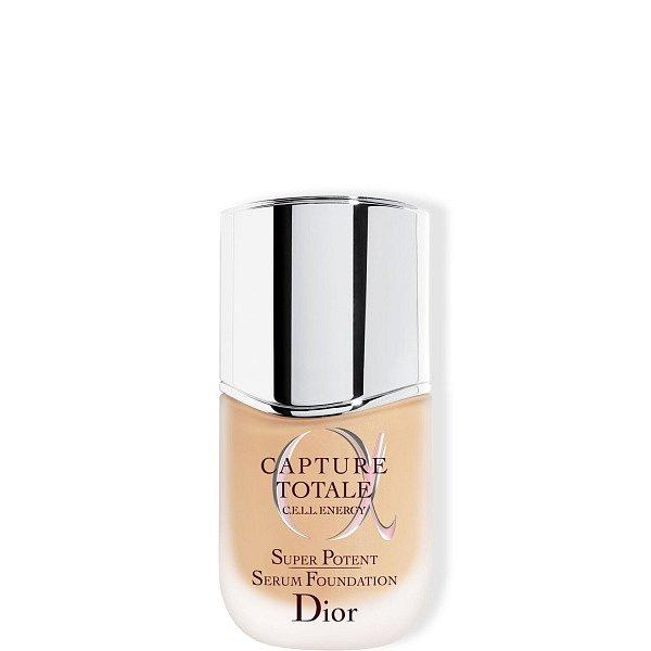Dior Capture Totale Super Potent korekční sérum-podkladová báze proti stárnutí s ochranným faktorem SPF 20 PA++  2W Warm