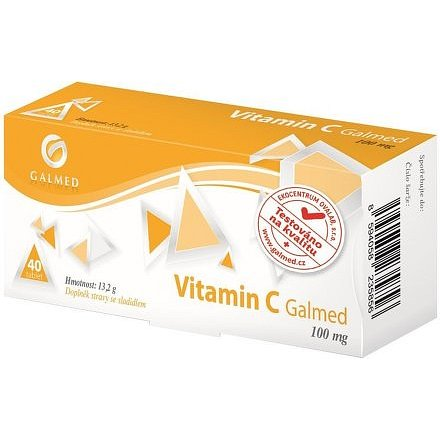 Galmed Vitamin C 100mg 40 tablet