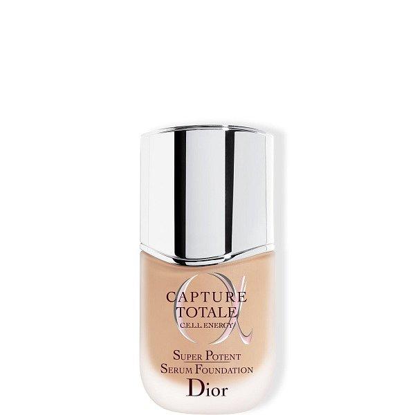 Dior Capture Totale Super Potent korekční sérum-podkladová báze proti stárnutí s ochranným faktorem SPF 20 PA++  3N Neutral