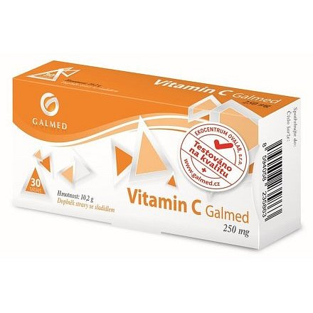 Galmed Vitamin C 250mg 30 tablet