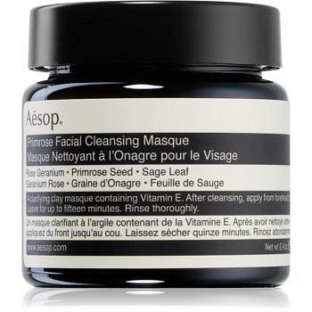 Aēsop Skin Primrose minerální čisticí jílová maska 60 ml