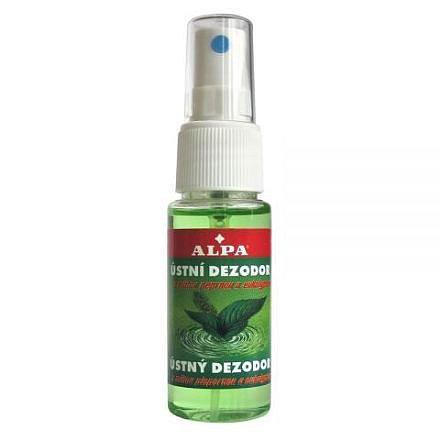Alpa-dent ústní dezodor 30 ml