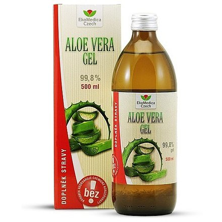 EkoMedica Aloe Gel 500ml