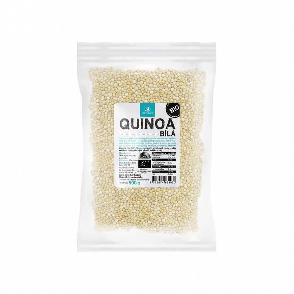 ALLNATURE Quinoa bílá 500 g BIO