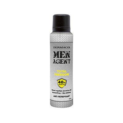 Dermacol Antiperspirant Men Agent Total Freedom  150 ml