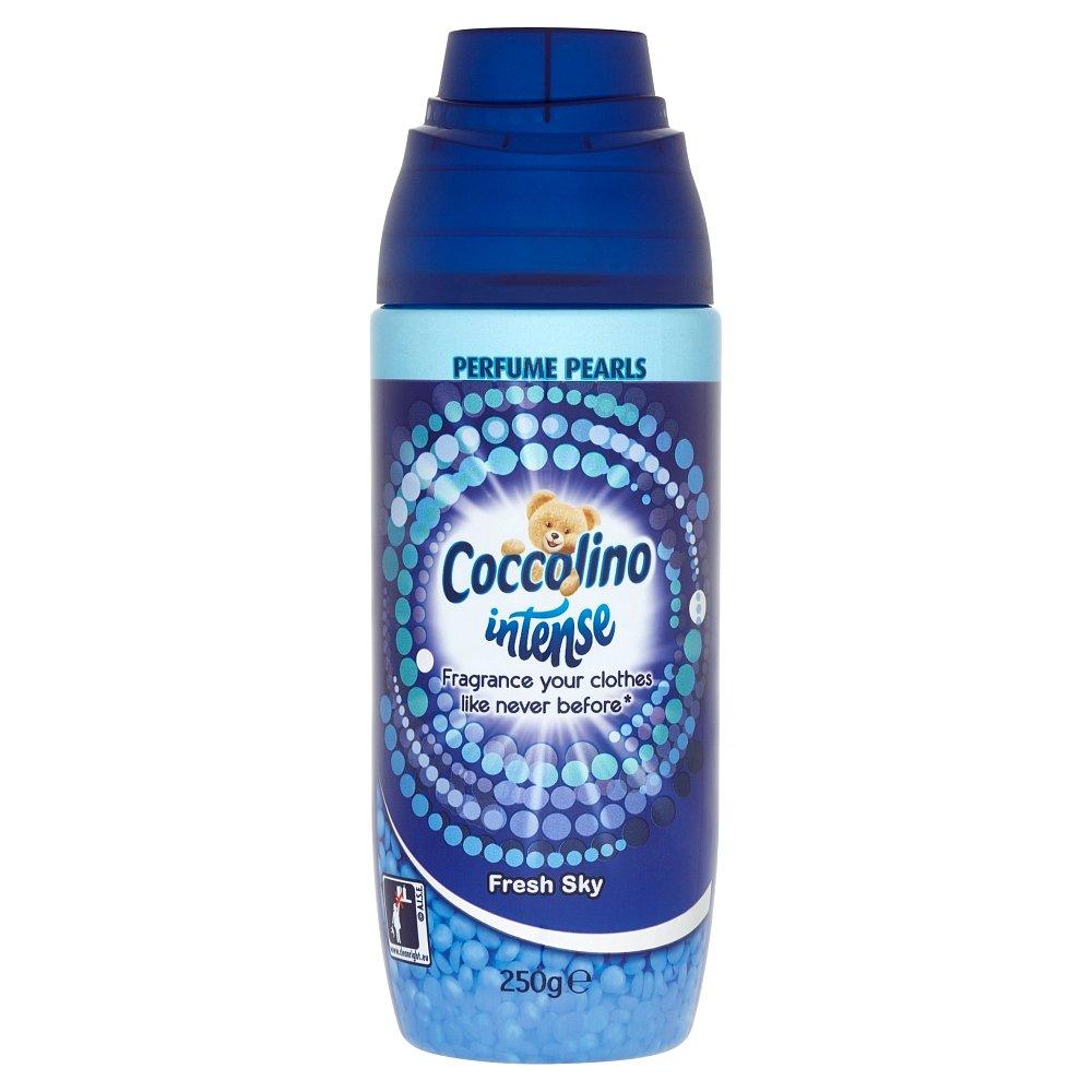 COCCOLINO Intense  Blue Sky vonné perličky 250 g
