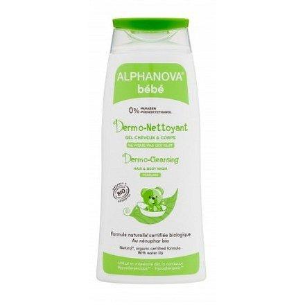 Mycí gel na tělo a vlasy 200 ml