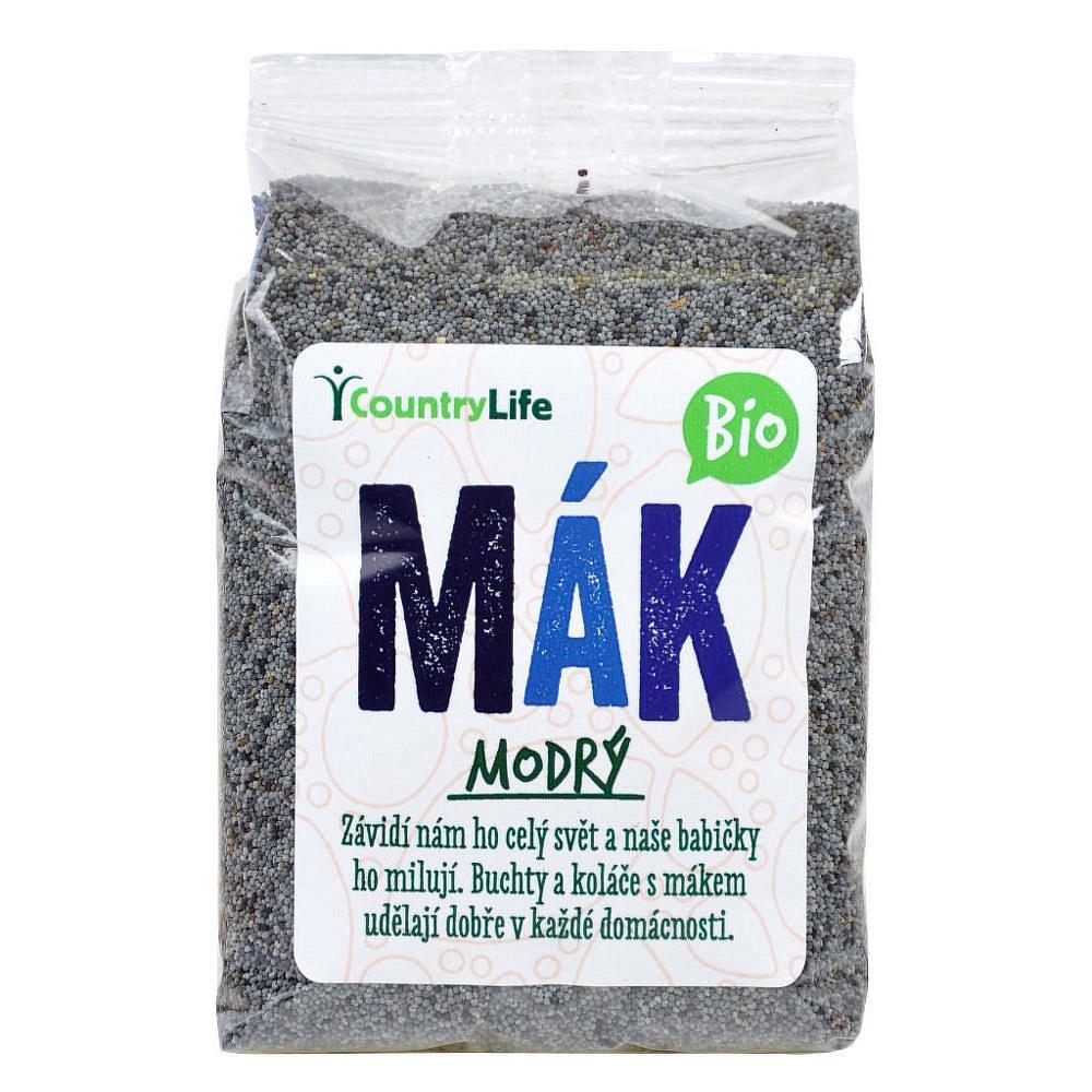 COUNTRY LIFE Mák modrý 250 g