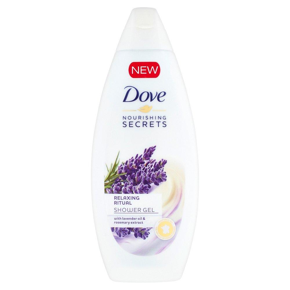 DOVE Ritual Levandule sprchový gel 250 ml