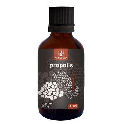 Allnature Propolis bylinné kapky 50ml
