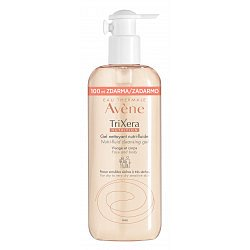 Avene Trixera Nutri-fluid sprchový gel 500 ml