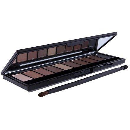 L´Oréal Paris Color Riche La Palette Nude paletka očních stínů se zrcátkem a aplikátorem