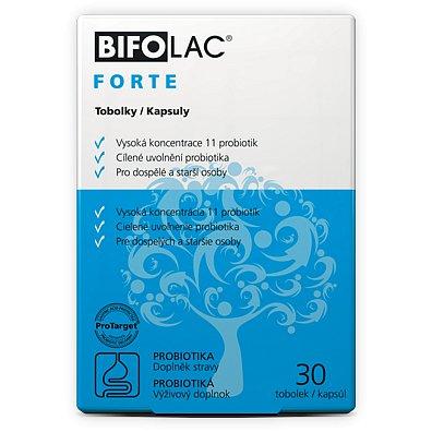 Bifolac Forte orální tobolky 30