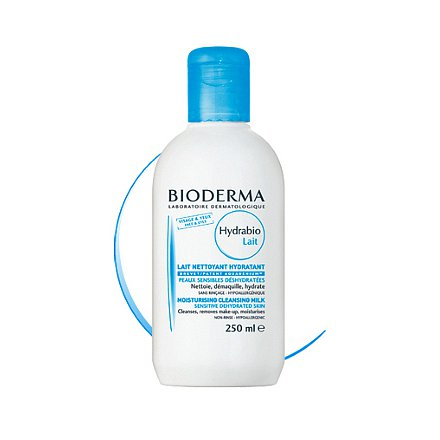 BIODERMA Hydrabio Mléko 250ml