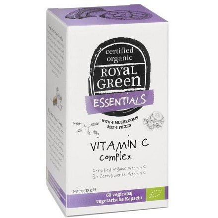Royal Green Bio Vitamím C komplex 60 tablet