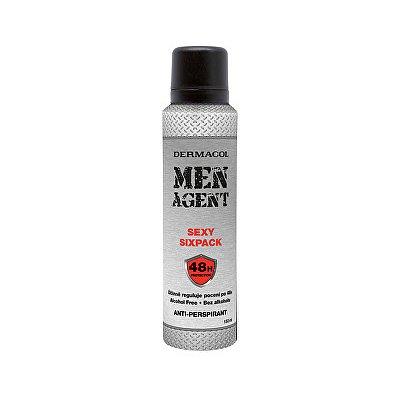 Dermacol Antiperspirant Men Agent Sexy Sixpack  150 ml