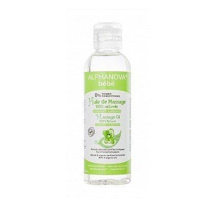 Hydratační masážní olej 100 ml