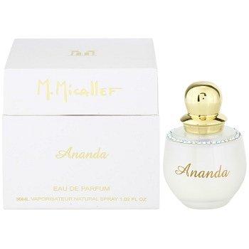 M. Micallef Ananda parfémovaná voda pro ženy 30 ml