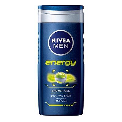 NIVEA Sprchový gel muži ENERGY 500ml č. 80786
