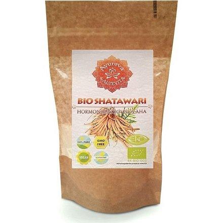 Ajurvéda bylinný prášek Shatawari 60g - hormonální rovnováha