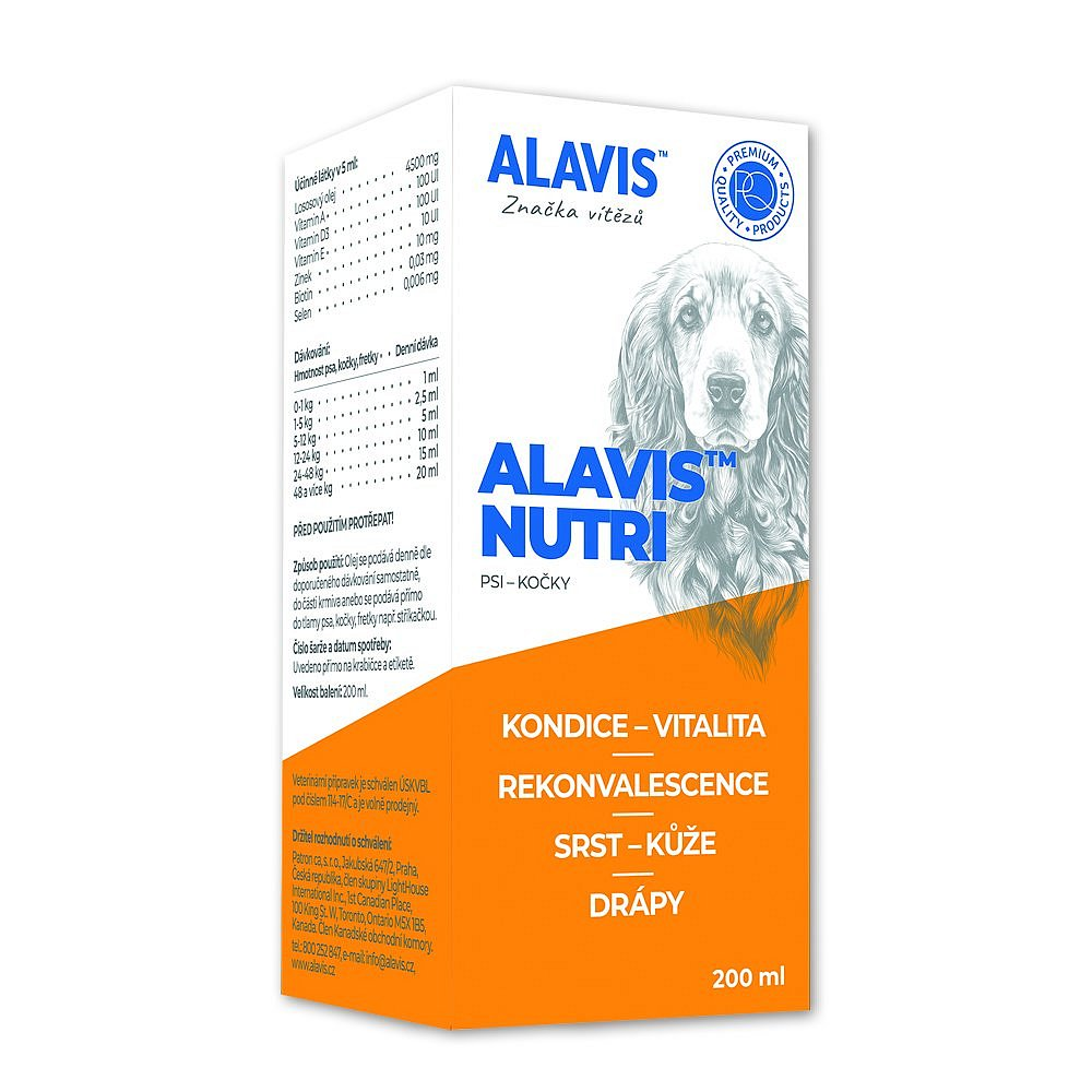 ALAVIS Nutri 200ml