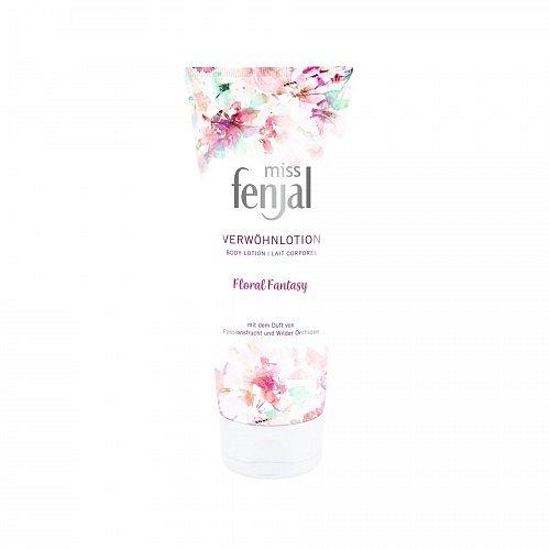 Fenjal Miss Floral Fantasy Body Lotion tělové mléko 200ml