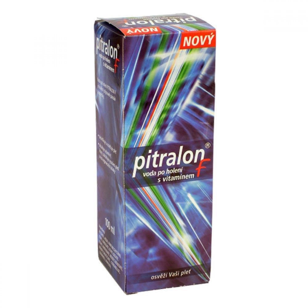 Pitralon f voda po holení,100ml