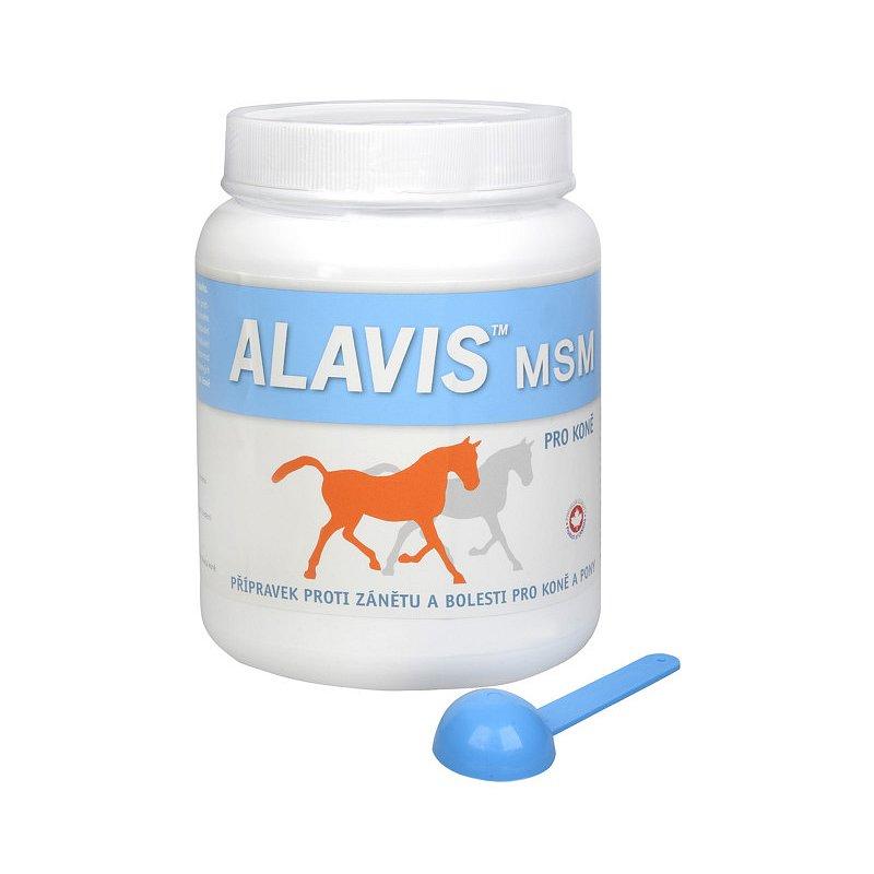 Alavis MSM pro kone 600g