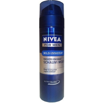 NIVEA FOR MEN hol.pěna MILD 200ml č.81700