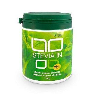 Stevia !N sypké sladidlo 140g