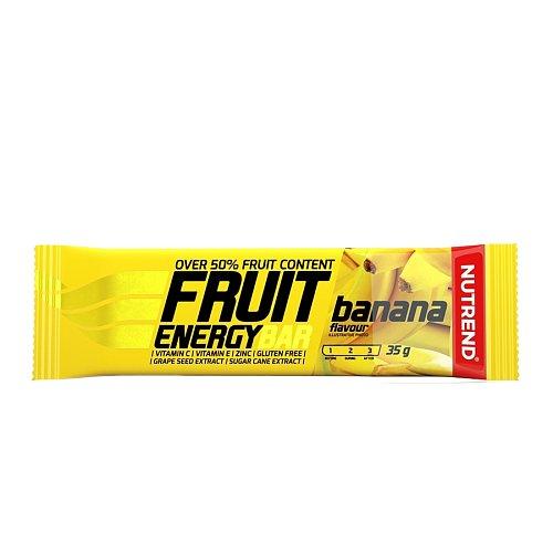 Fruit Energy Bar 35g Banán