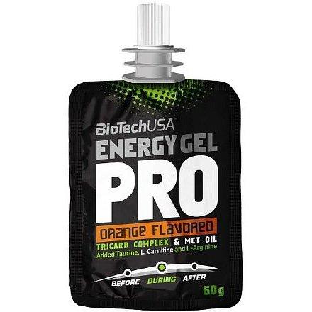 BiotechUSA Energy Gel Pro 24x60g Orange
