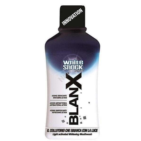 BlanX WhiteShock bělicí ústní voda 500 ml