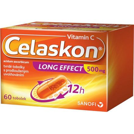 Celaskon long effect tobolky 60x500mg