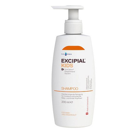 Excipial Kids Shampoo 200ml