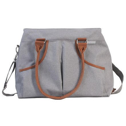 Bo Jungle přebalovací taška B-CASUAL Grey