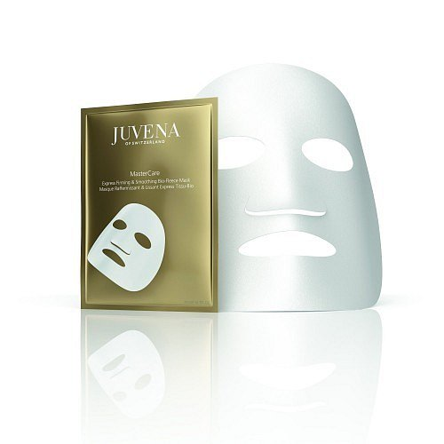 Juvena MasterCare Express Firming & Soothing Bio-Fleece Mask expresní hedvábná maska 1x20 ml
