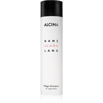 Alcina Long Hair pečující šampon pro dlouhé vlasy 250 ml