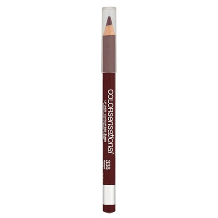 Maybelline Color Sensational Midnight Plum 338 tužka na rty