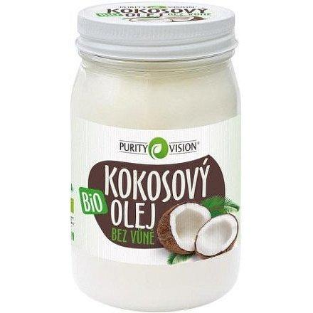 PURITY VISION Kokosový olej bez vůně Bio 420ml