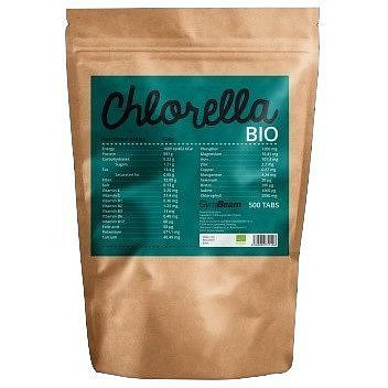 GymBeam Bio Chlorella 500 mg 500 tab