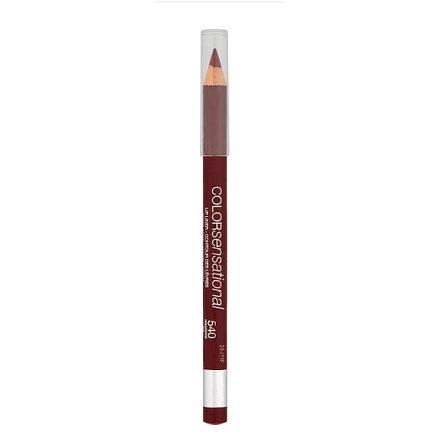 Maybelline Color Sensational Hollywood Red 540 tužka na rty