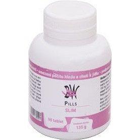 Body Wraps Pills Slim – snížení hmotnosti 90tbl.